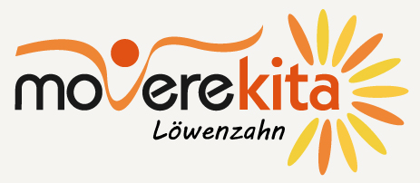 Movere-Kita Löwenzahn Logo
